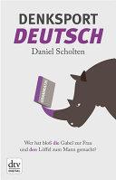 Denksport Deutsch