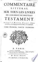 Commentaire littéral, historique et moral sur la règle de S. Benoît