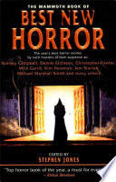 The Mammoth Book Of Best New Horror 12 : volume. collecting around a quarter of...