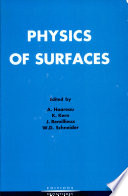 Physics of Surfaces