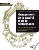Management de la qualit   et de la performance