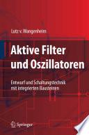 Aktive Filter und Oszillatoren
