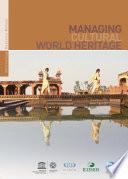 Managing Cultural World Heritage book