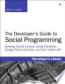 Developer s Guide to Social Programming