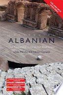 Colloquial Albanian (eBook And MP3 Pack)