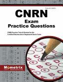 Cnrn Exam Practice Questions
