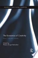 The Economics of Creativity