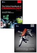 Oxford Handbook of Criminology  5th Ed    Criminology Skills