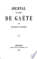 Journal du siège de Gaëte