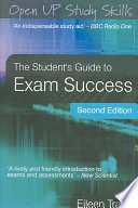 The Student S Guide To Exam Success