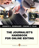 Journalist Handbook for Online Edting