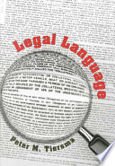 Legal Language