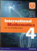 International Mathematics for the Middle Years