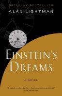 Einstein's Dreams-book cover