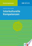 Uni-Wissen Interkulturelle Kompetenzen
