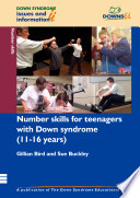 Number Skills Development For Teenagers With Down Syndrome 11 16 Years