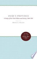 The Duke s Province