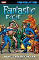 Fantastic Four Epic Collection  The Master Plan of Doctor Doom