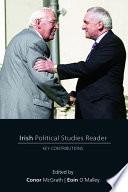 Irish Political Studies Reader