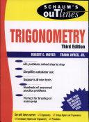 Schaum's Outline of Trigonometry