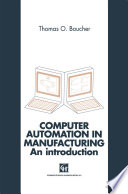Computer Automation in Manufacturing