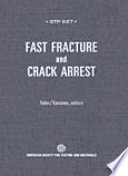 Fast Fracture and Crack Arrest