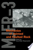 Mechanics of Jointed and Faulted Rock