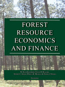 Forest Resource Economics And Finance
