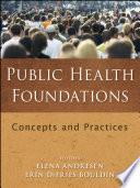 Public Health Foundations