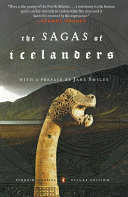 The Sagas of the Icelanders Book Cover