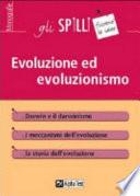 Evoluzione ed evoluzionismo