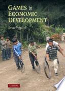 Games in Economic Development Book PDF