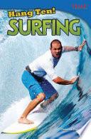 Hang Ten Surfing