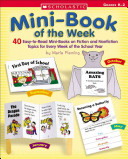 Mini Book of the Week