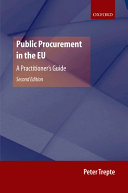 public procurement in the eu