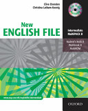 New English File Student S Book And Workbook In One