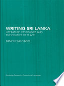 Writing Sri Lanka