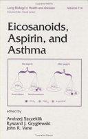 Eicosanoids  Aspirin  and Asthma