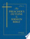 Preacher s Outline   Sermon Bible  Master Subject Index