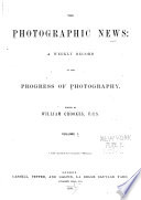 The Photographic News for Amateur Photographers