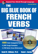 The Big Blue Book of French Verbs  Second Edition