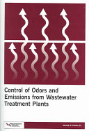 Control of Odors and Emissions from Wastewater Treatment Plants