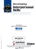 Skills work  Learner Guide  Developing Interpersonal Skills