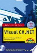 Jetzt lerne ich Visual C sharp 2005