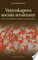 Vetenskapens sociala strukturer