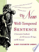 The New Well tempered Sentence
