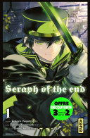 Seraph of the end   Pack D  couverte   T1    3