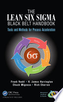 The Lean Six Sigma Black Belt Handbook