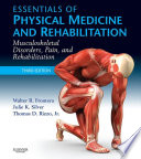 Essentials Of Physical Medicine And Rehabilitation E Book book