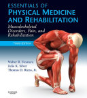 download ebook essentials of physical medicine and rehabilitation e-book pdf epub